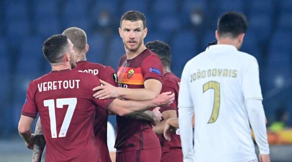 Roma kualifikohet pa problem