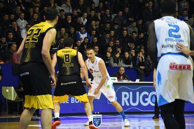 Prishtina avancon në çerekun e parë