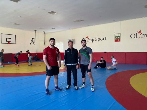 Vëllezërit Shala po përgatiten në Sofje për Kampionatin Evropian