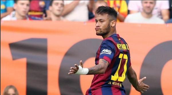 Suspendohet Neymar, mungon në 'El Clasico'