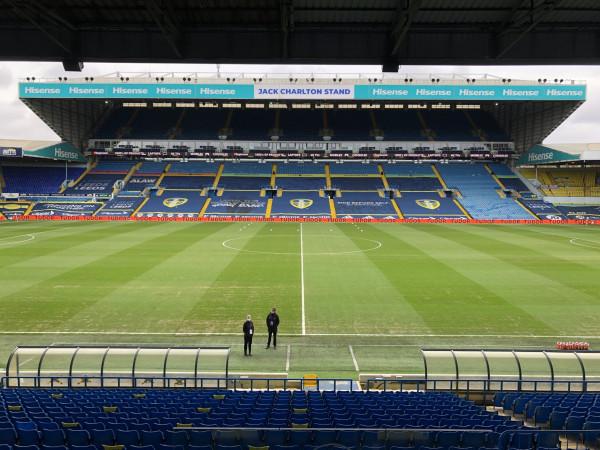 Leeds - Liverpool, 11-shet startuese