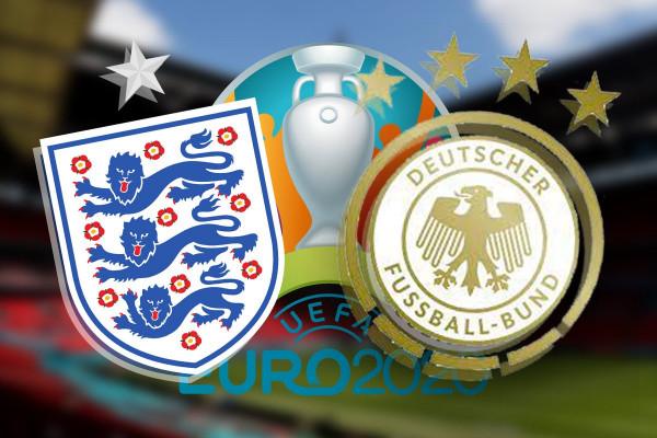 Formacionet zyrtare: Anglia - Gjermania