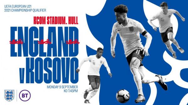 Anglia përcakton stadiumin për Kosovën U21