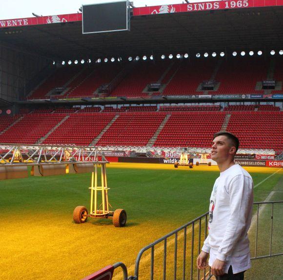 Bunjaki: Twente, një mundësi për t'u zhvilluar