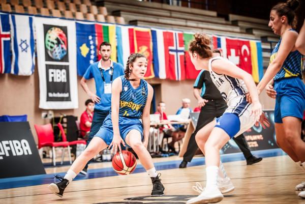 Përfaqësueset e Reja të Kosovës i mësojnë emrat e kundërshtarëve të tyre në FIBA Youth European