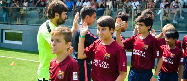 Talenti prizrenas drejt Barcelonës