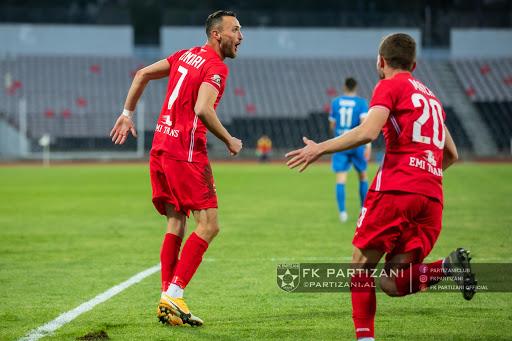 Futbollisti shqiptar i Partizanit transferohet në Turqi