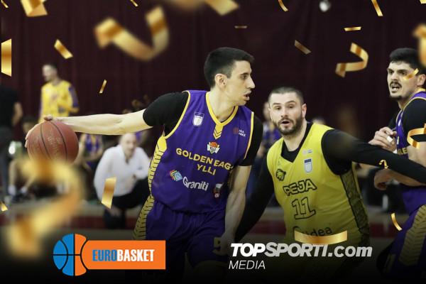 Më të mirët e vitit sipas Eurobasket, Erjon Kastrati merr çmimet kryesore