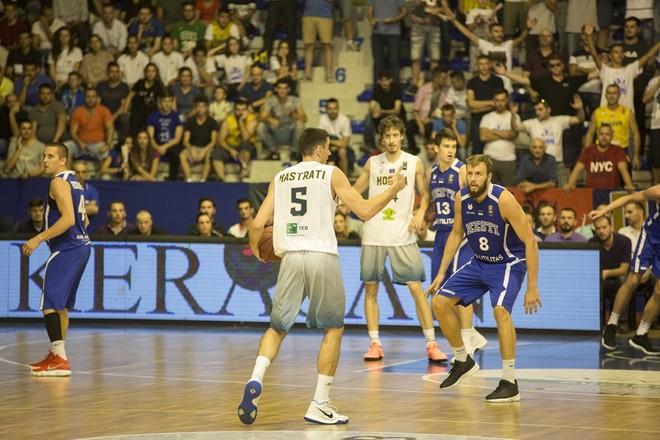 Kastrati: Nivel i lartë i basketbollit, s'ka grupe të lehta