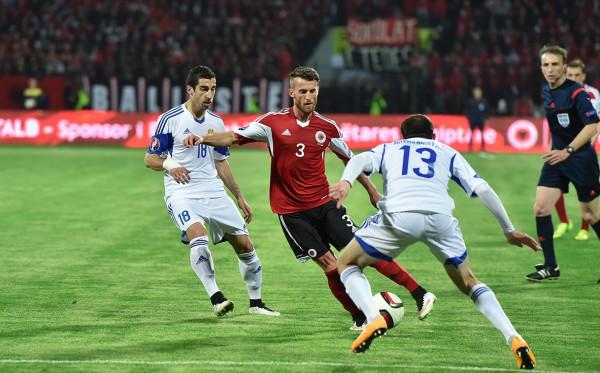 Anulohet miqësorja Armeni-Shqipëri