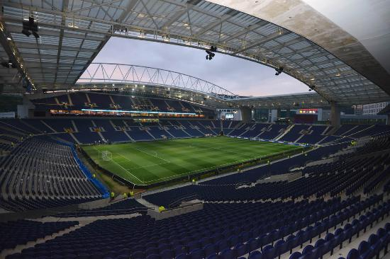 Porto vs. Liverpool, 11-shet startuese