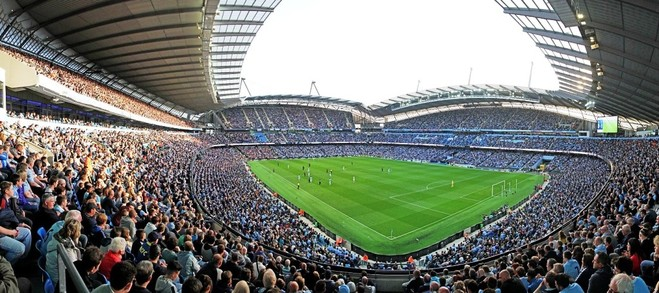 City vs. Tottenham, 11-shet startuese