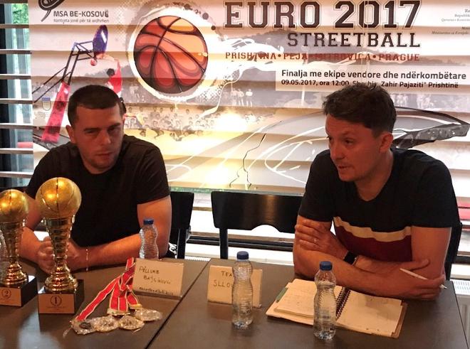 Finalja e Eurostreetball 2017, nesër në Prishtinë