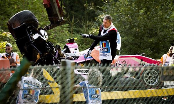 Aksident i rëndë në F2, vdes Anthoine Hubert