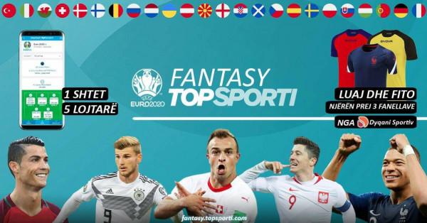 Fantasy: Tabela pas ndeshjes së parë në EURO2020