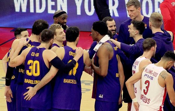 Barcelona e sigurtë ndaj Olympiacosit