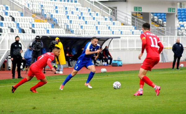 """Stadiumi """"Fadil Vokrri"""" shtyen ndeshjen Prishtina – Gjilani"""