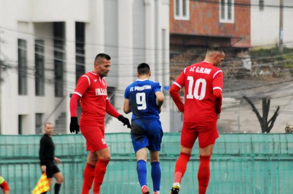 Koliçi shpëton penalltinë, Gjilani kthehet me pikë nga kryeqyteti