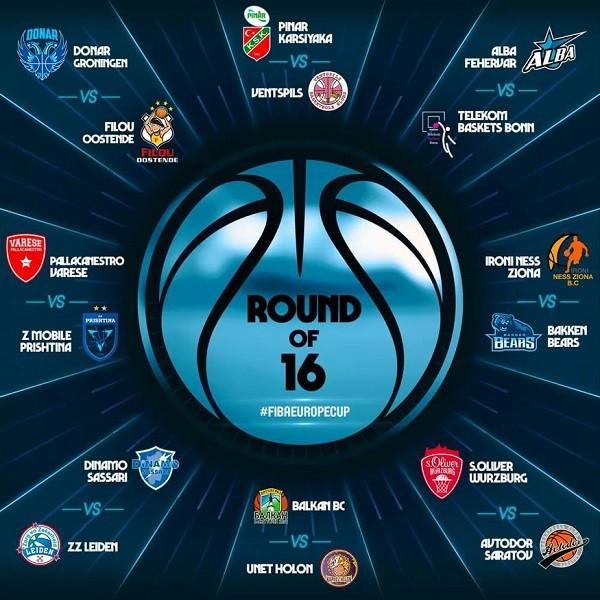 Prishtina kupton rivalin e TOP 16