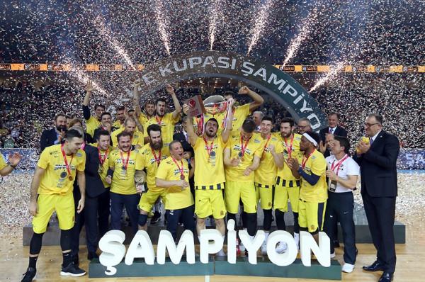 Fenerbahçe fiton Kupën e Turqisë