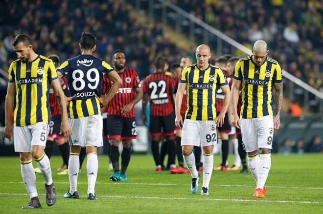 Fenerbahçe goditet nga lojtarët e saj