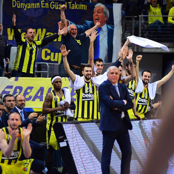 Fenerbahçe siguron Play Offin