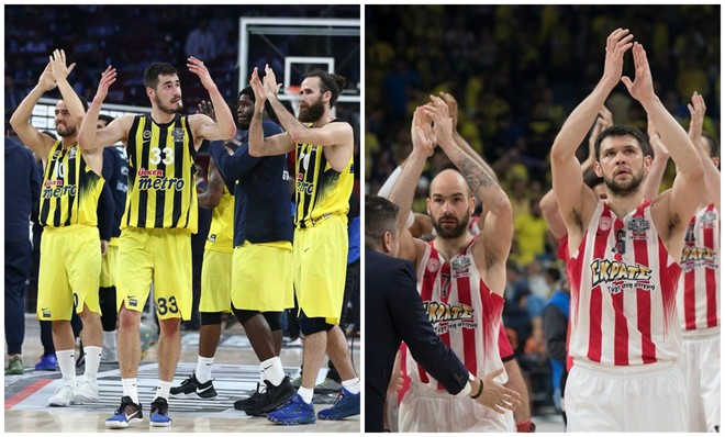 Finalja e madhe sonte: Fenerbahçe - Olympiacos