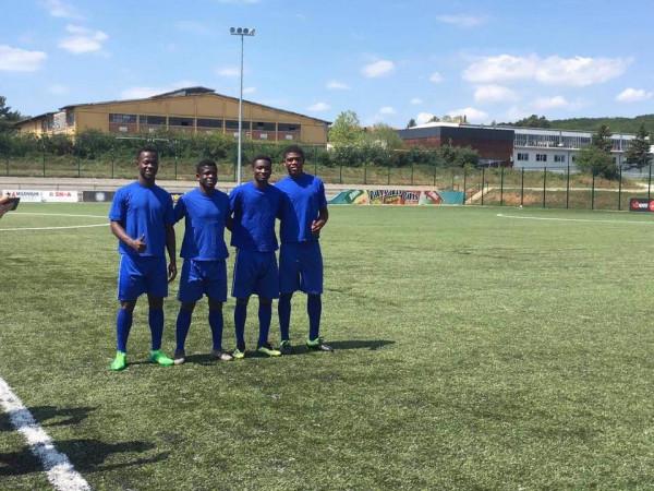 Ferizaji me 4 përforcime nga Gana