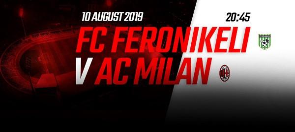 Fillon shitja e biletave për Feronikeli-Milan