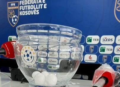 Hidhet shorti i gjysmëfinales së Kupës
