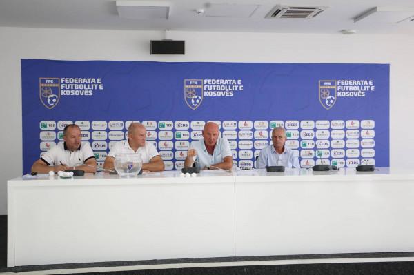 Hidhet shorti, Superliga gati për sezonin 2021/22