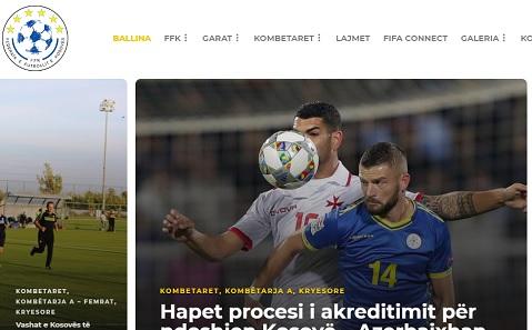 Hapet faqja e re e FFK-së