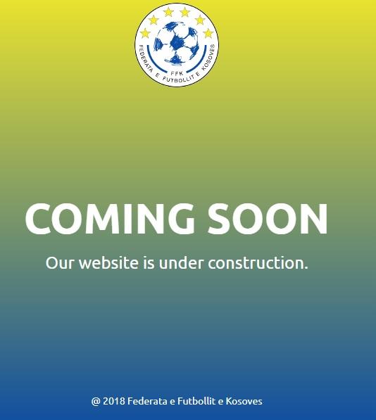 FFK me web të ri
