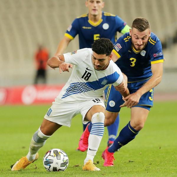 Greqia - Kosova, notat e ndeshjes