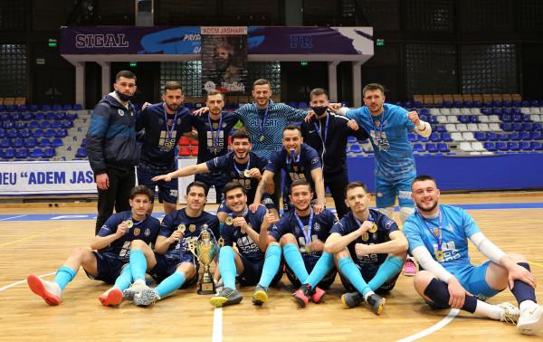 """FC Prishtina fiton për herë të dytë turneun """"Adem Jashari"""""""