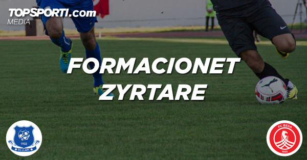 Formacionet zyrtare: Llapi - Besa