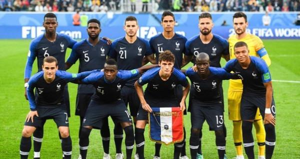 Franca fton 26 lojtarë për ndeshjet e marsit
