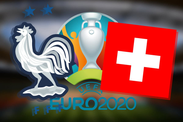 Formacionet zyrtare: Franca - Zvicra