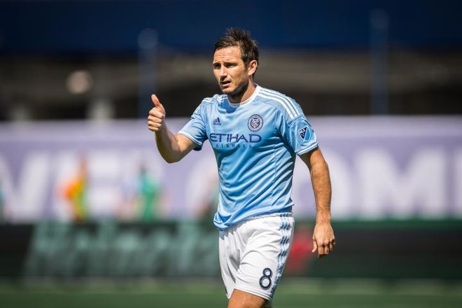 Lampard ndahet me New York Cityn