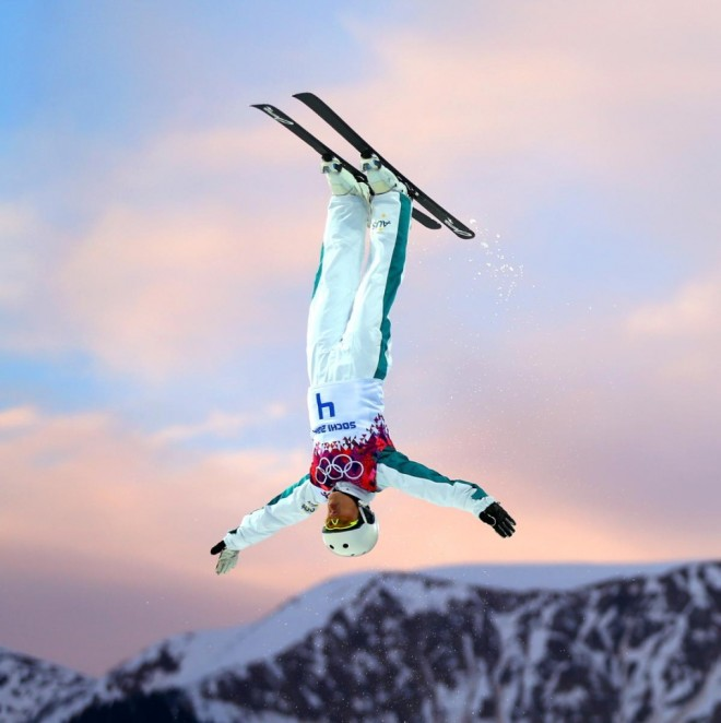 Abetare Olimpike: Skijim i lirë (Freestyle)