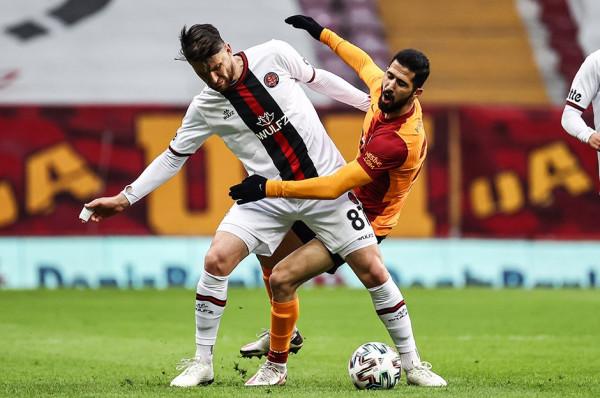 Ndeshja e tretë pa fitore për Galatasarayin