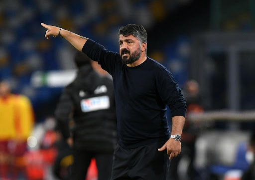 Gattuso anulon stërvitjen