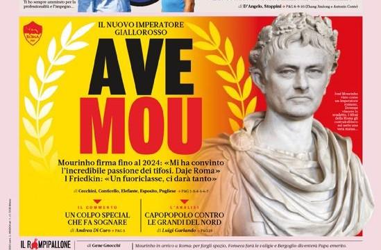 Perandori i ri i Romës