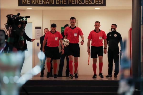 Gjyqtarët kosovarë në ndeshjen Turqi-Azerbajxhan