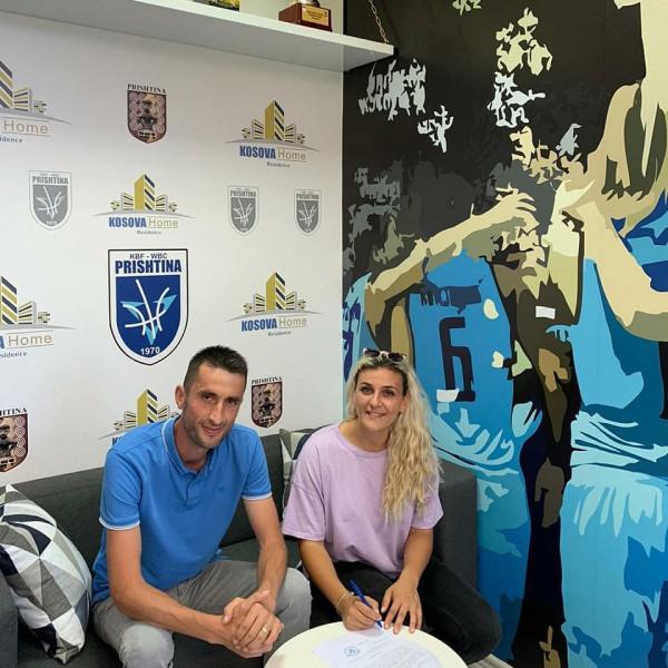 Pas pauzës, rikthehet Gentiana Ismaili te Prishtina