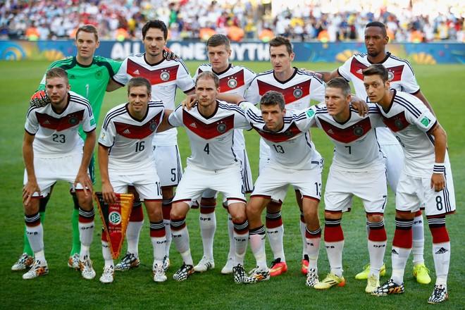 Gjermania lidere, Shqipëria humb pozitë