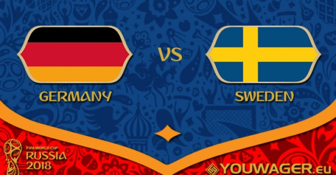 Formacionet: Gjermani - Suedia