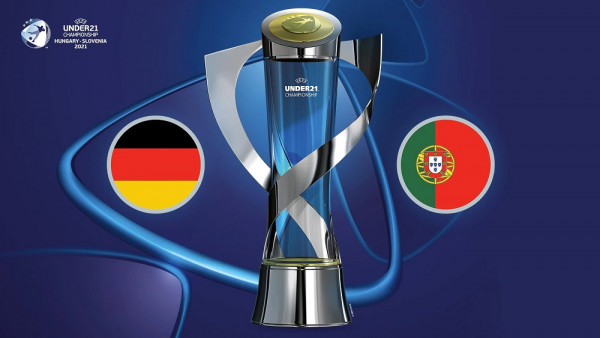 Finalja EURO-U21, Gjermania e Berishës ndaj Portugalisë