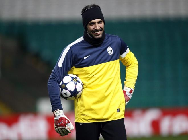 Buffon pensionohet