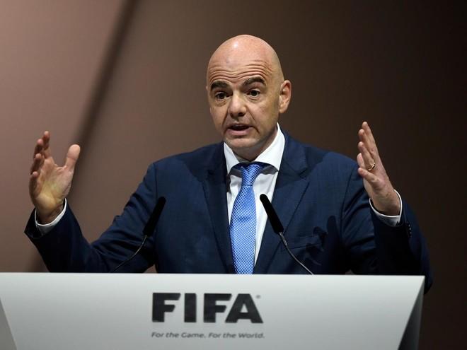 FIFA konfirmon, Botërori i radhës në dimër